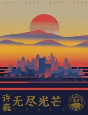 2020许巍太原演唱会