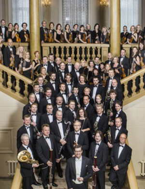 2020立陶宛国家交响乐团温州音乐会