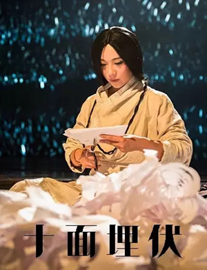 2020舞剧十面埋伏深圳站