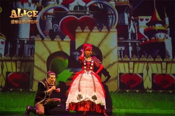 2020音乐剧《爱丽丝梦游仙境》深圳站时间、地点、门票价格