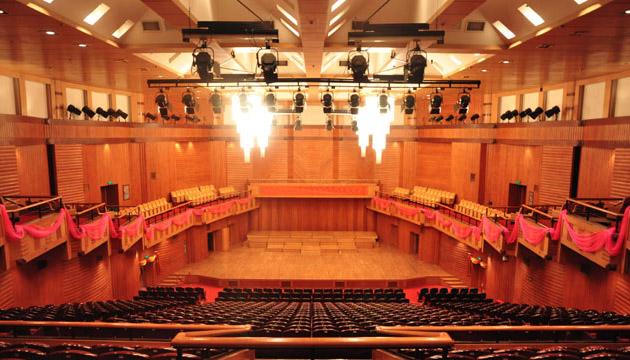 成都特仑苏音乐厅