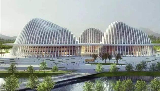 广西文化艺术中心(保利)大剧院