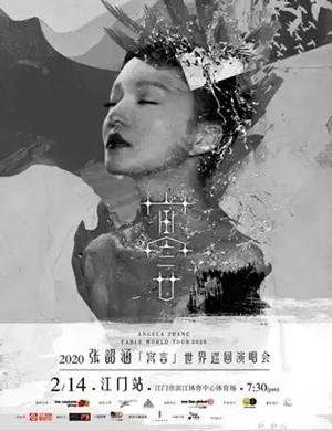 2020张韶涵江门演唱会