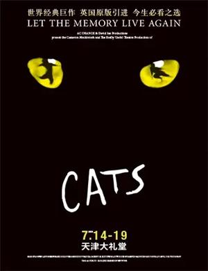 2020音乐剧猫CATS天津站