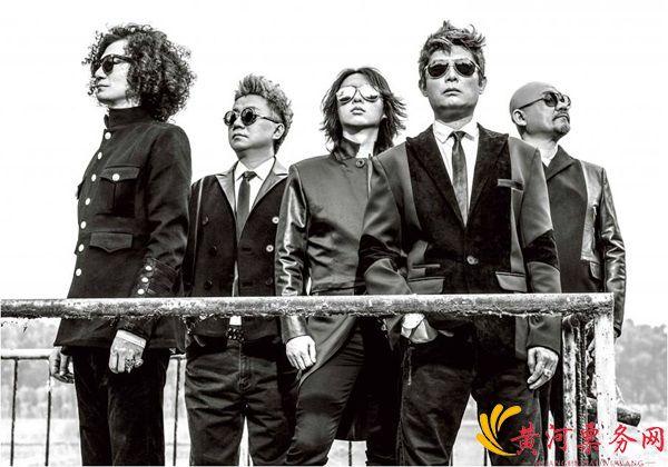 黑豹乐队演唱会团队