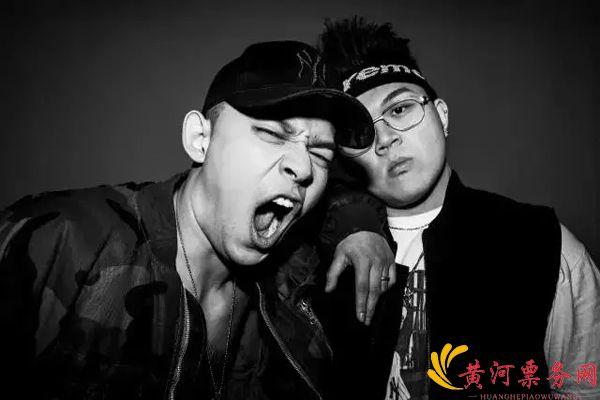 2017嘻哈中国演唱会东莞站