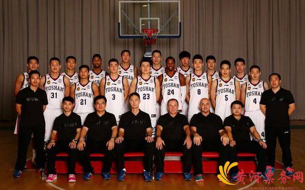 2017-2018CBA联赛广州证券主赛场
