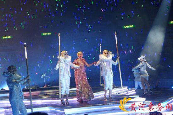 2017陈慧娴武汉演唱会