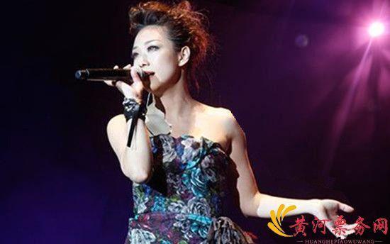 林忆莲西安演唱会