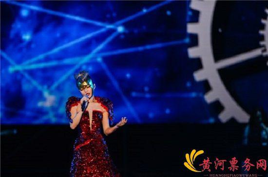 2017张韶涵苏州演唱会
