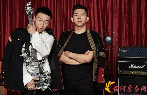 """2017羽泉""""TREE NEW BEE""""北京圣诞演唱会"""