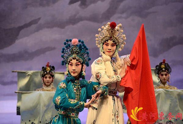 12月30日长安大戏院京剧《白蛇传》