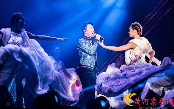 2018黎明RANDOM RUN 巡回演唱会-上海站