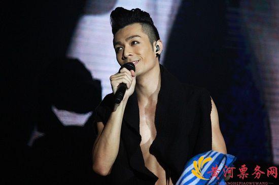 2018周柏豪深圳演唱会