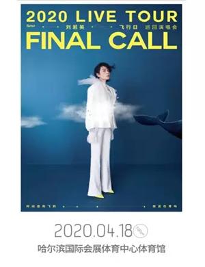 2020刘若英哈尔滨演唱会