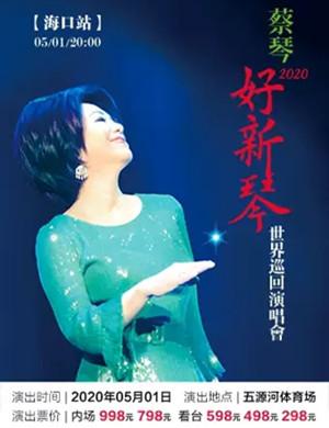 2020蔡琴海口演唱会