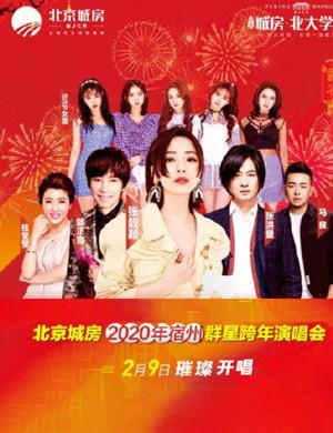 2020张靓颖邰正宵张洪量宿州群星演唱会