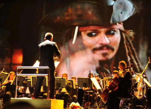 加勒比海盗北京音乐