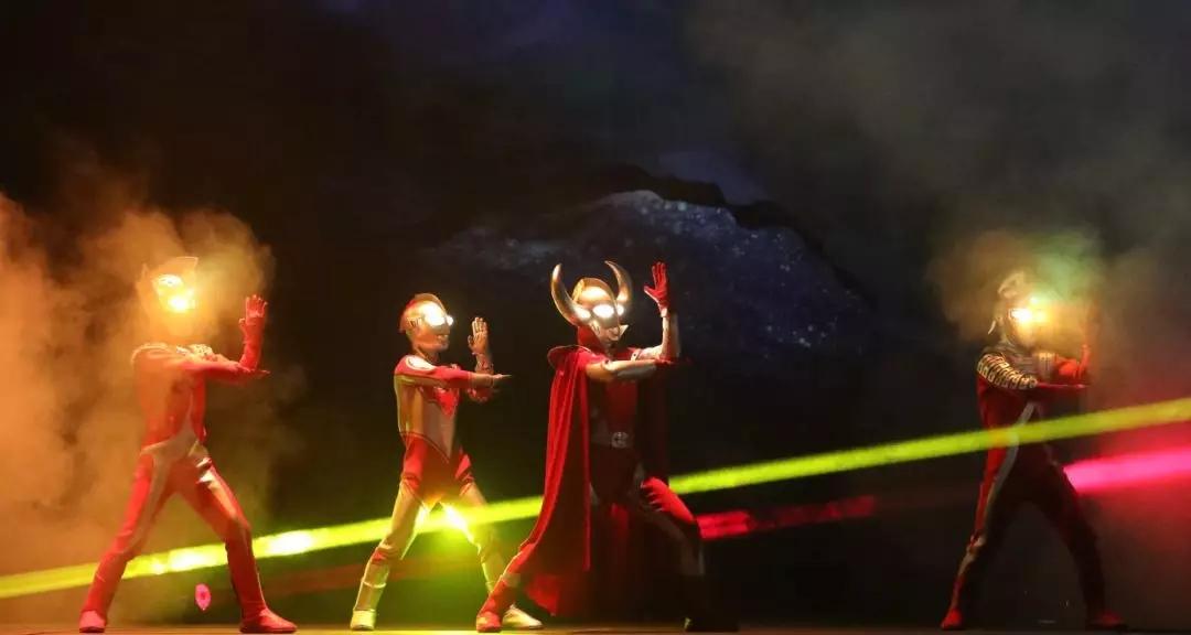 2021正版授权·超大型实景舞台剧《奥特曼-宇宙之光》-长春站