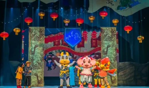 音乐剧《小鸡波罗历险记》广州站