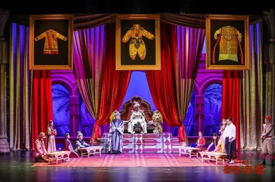 舞台剧《皇帝的新娘》成都站