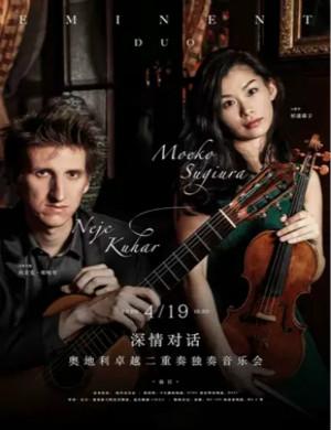 卓越二重奏武汉音乐会
