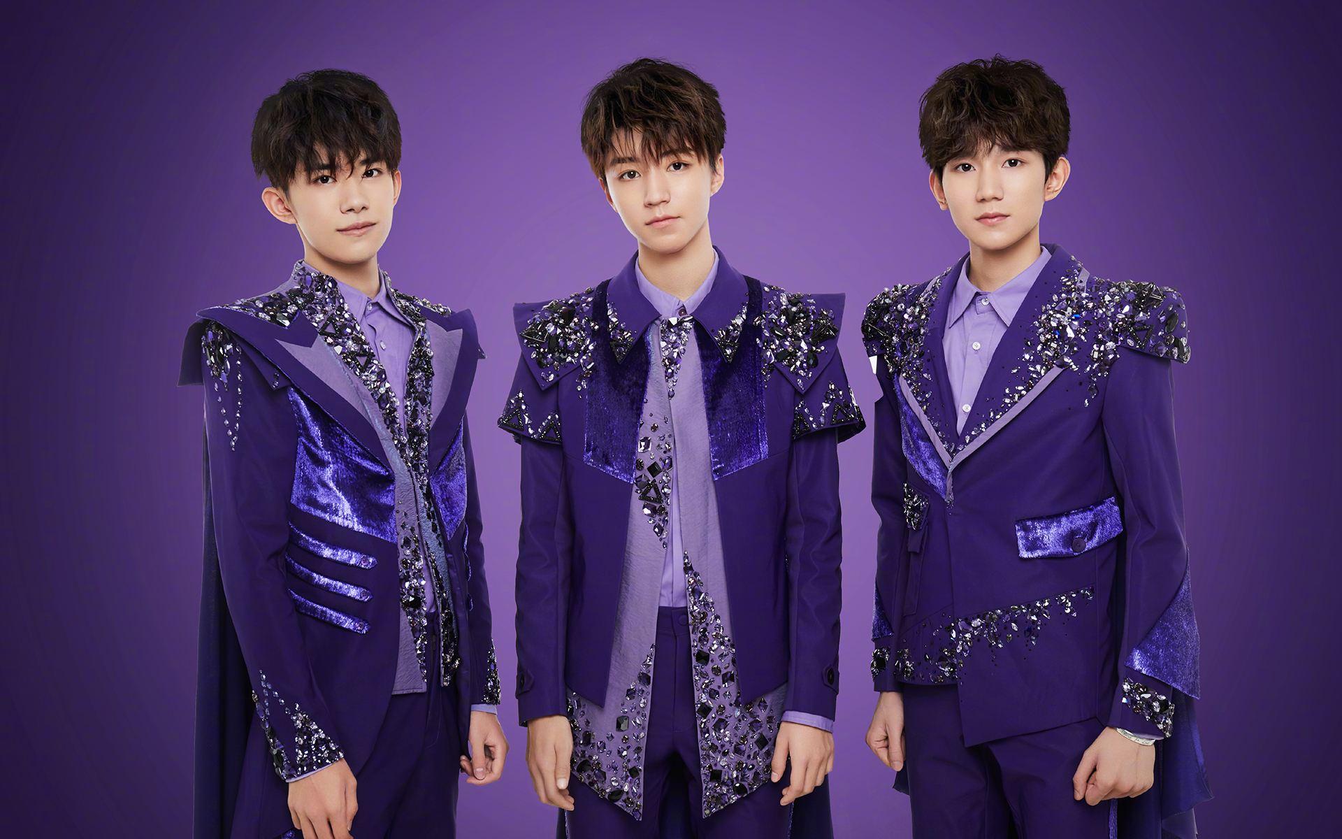2021TFBOYS八周年演唱会-上海站