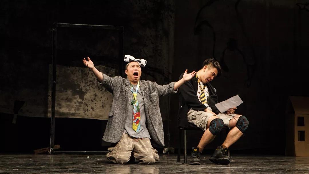 2021孟京辉戏剧作品《两只狗的生活意见》-广州站
