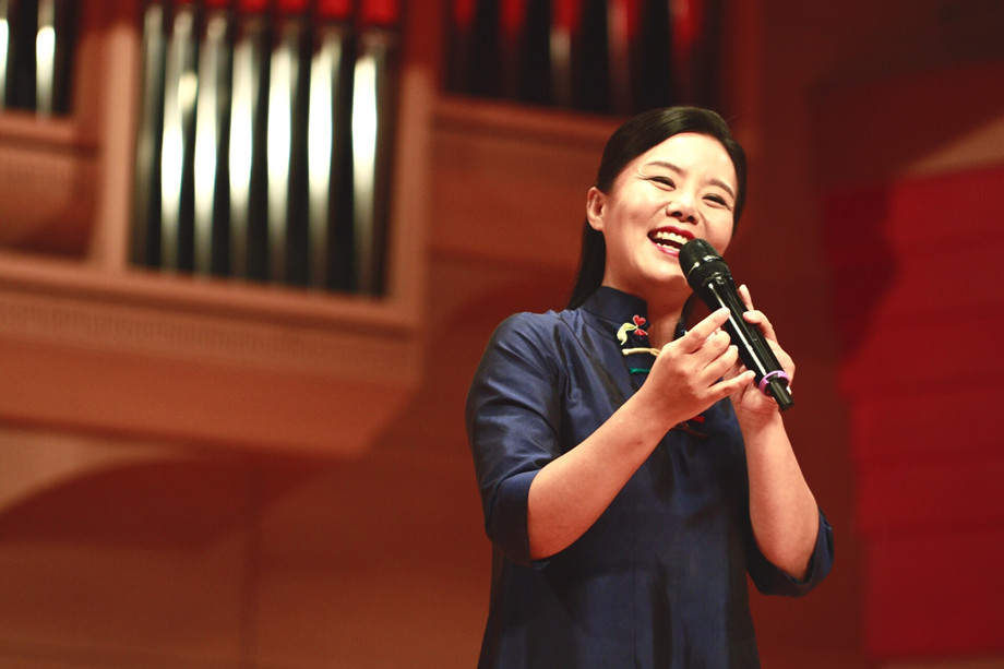 2021流动的时光——龚琳娜二十四节气古诗词音乐会-西安站