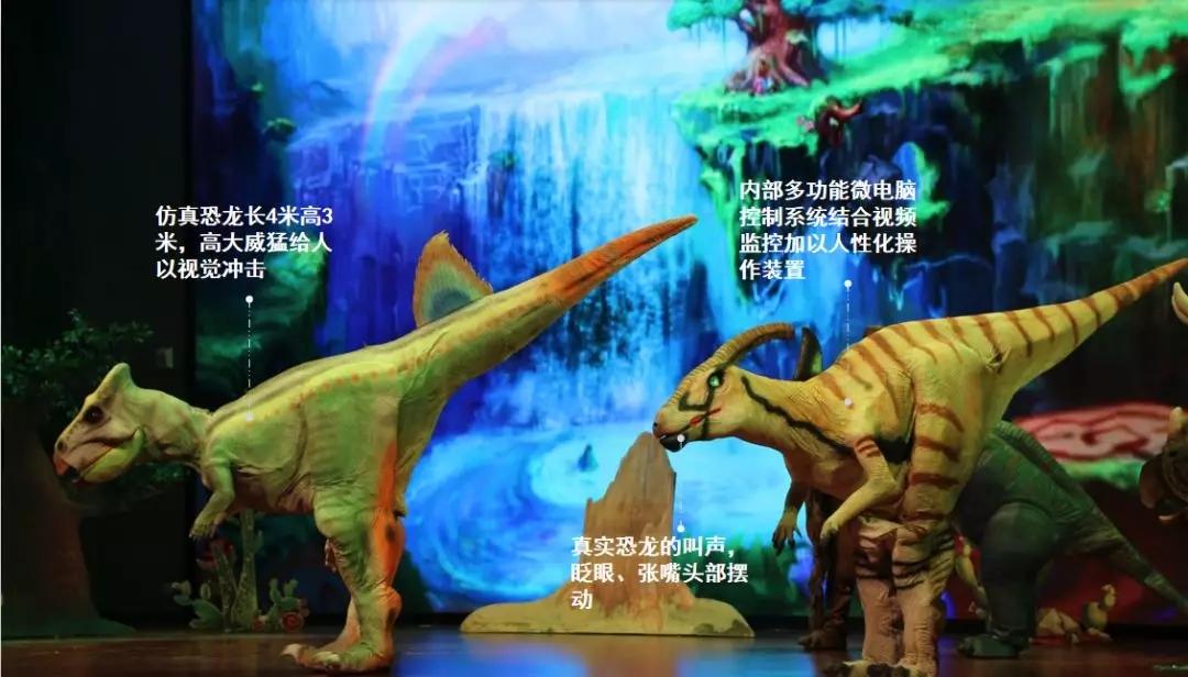 儿童剧侏罗纪时代重庆站