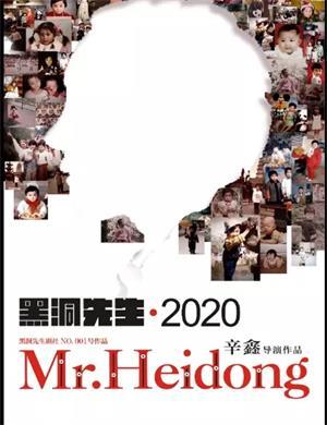 2020话剧黑洞先生杭州站