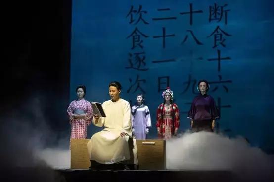 2021话剧《李叔同·最后的情书》-上海站