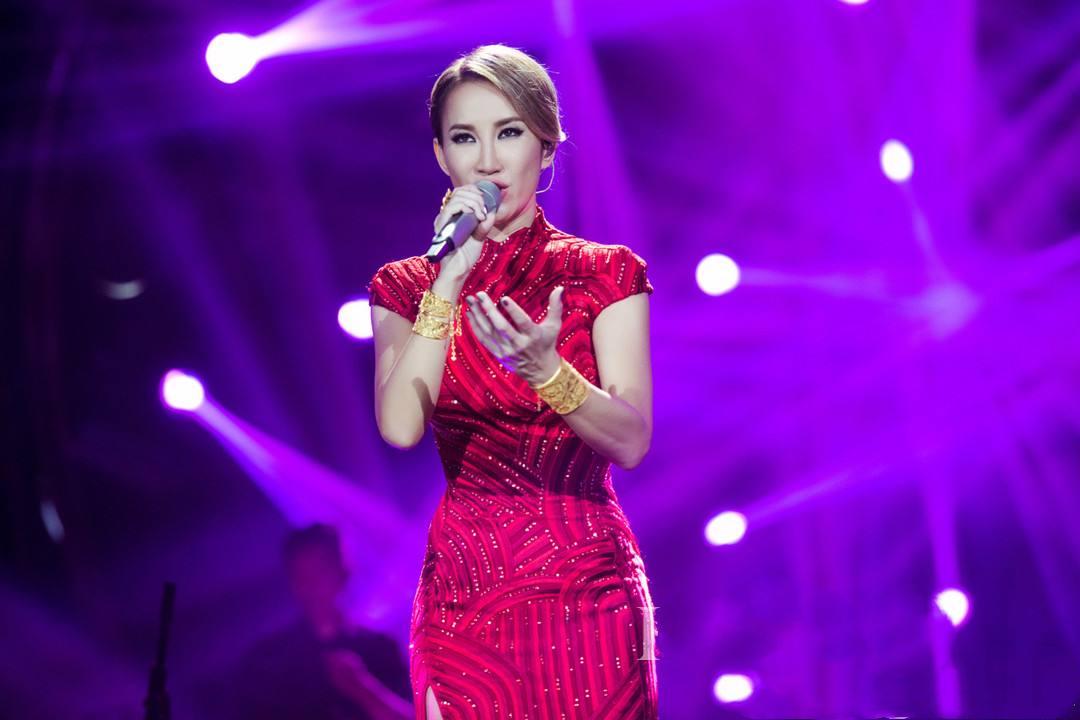2020李玟上海演唱会