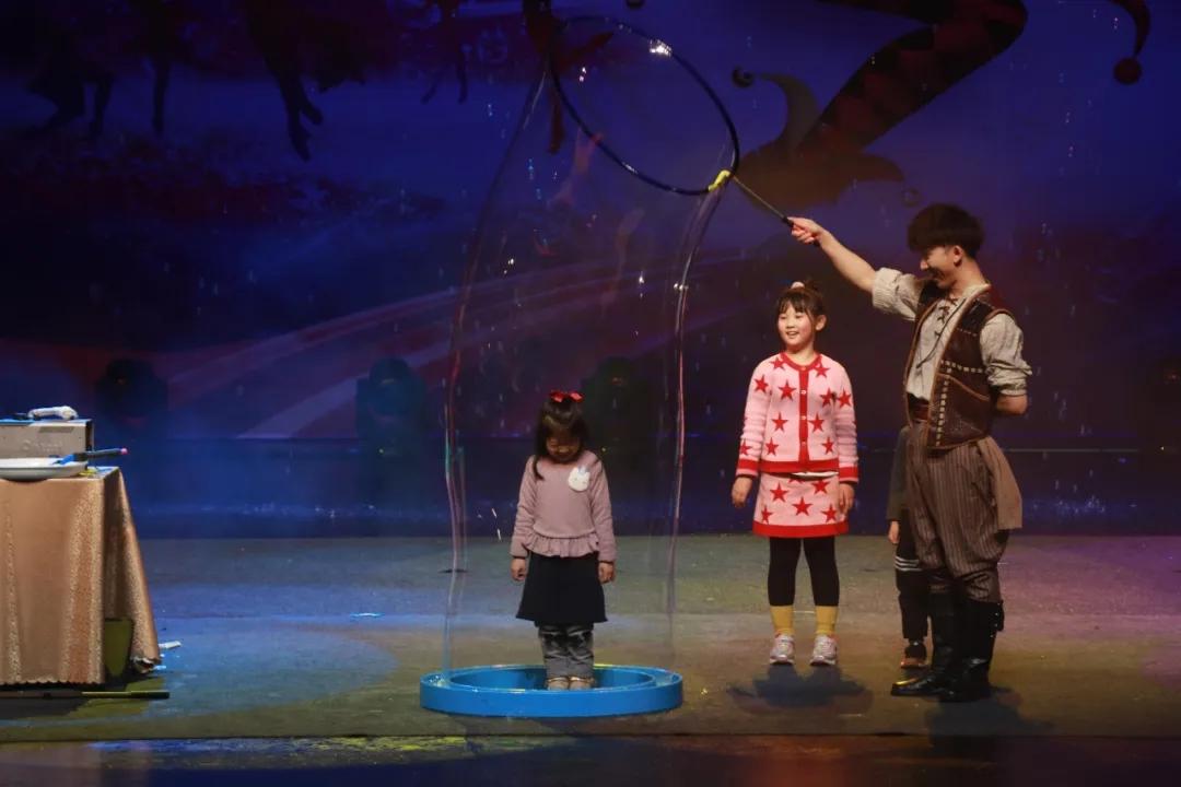 泡泡秀《海洋盛歌—牧鲸人传说》绍兴站