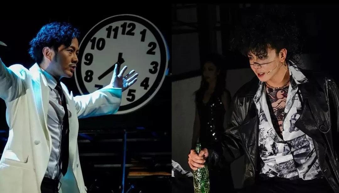 2020音乐剧《空中花园谋杀案》杭州站