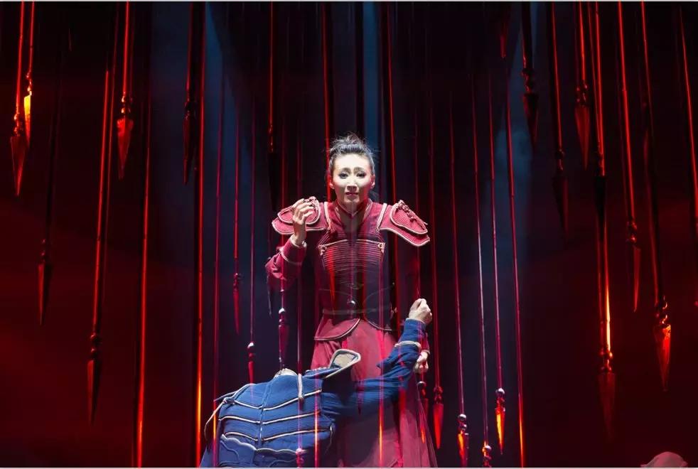 2021大型原创民族舞剧《花木兰》-成都站