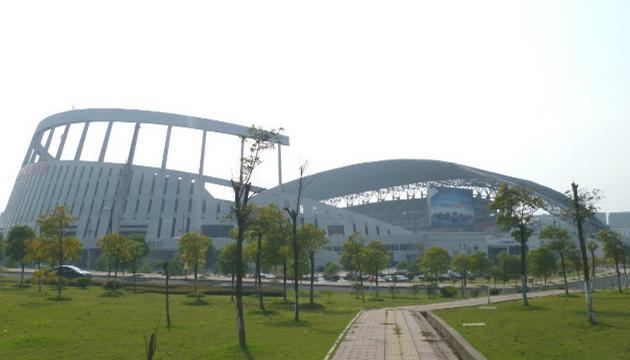 株洲市体育中心体育馆