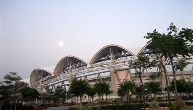 广州大学城体育中心体育场