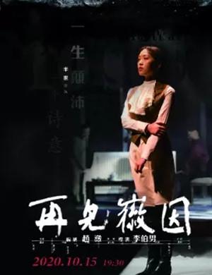 2020话剧《再见徽因》南通站