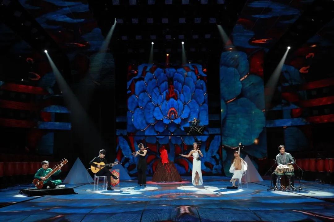 2020丝路驼铃重庆音乐会