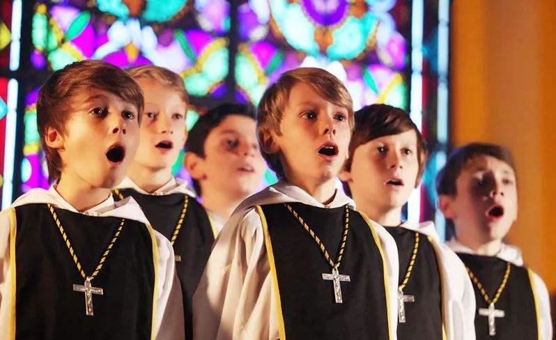 巴黎男童合唱团泉州音乐会