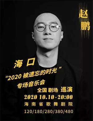 2020赵鹏海口演唱会
