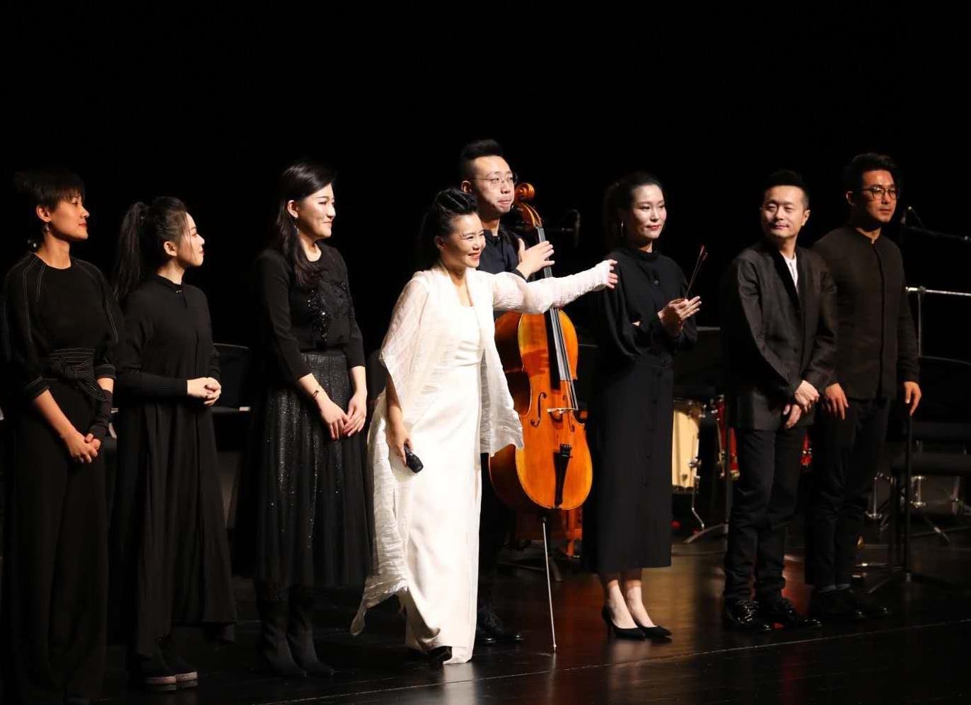 2020龚锣新艺术乐团青岛音乐会演出时间、演出地点、购票链接