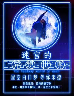 2020荆州科技光影装置艺术展