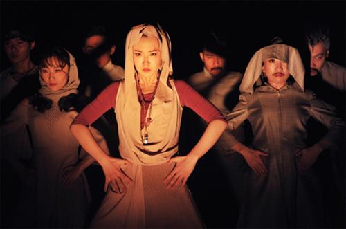 2021莎士比亚经典再构《爱在无爱城》-成都站