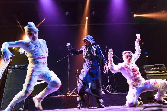 2020重庆万圣节魔女惊魂主题惊悚派对