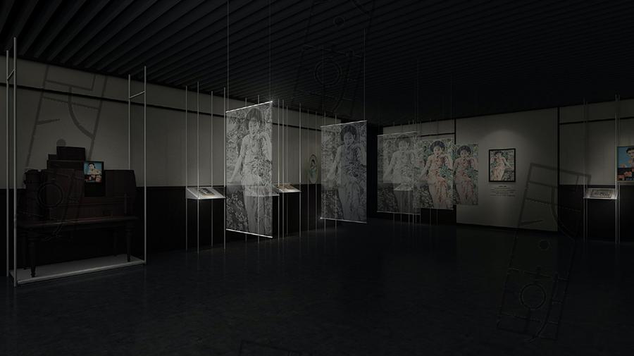 2020张信哲珍藏 民•潮—月份牌珍稀画稿与二十世纪时尚潮流展-上海站
