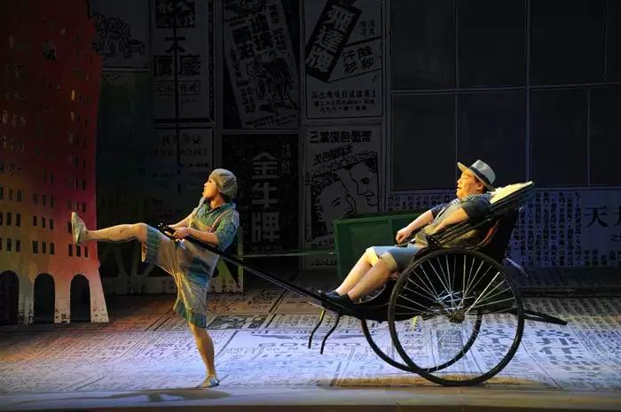 2021儿童剧《小八腊子流浪记》-上海站