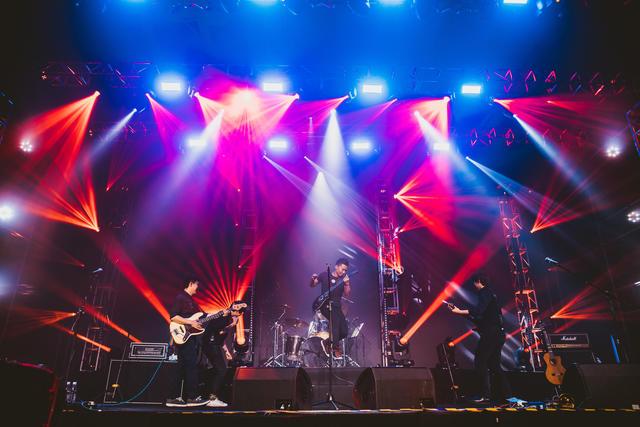 2021敬这伟大的良宵·鹿先森演唱会-杭州站