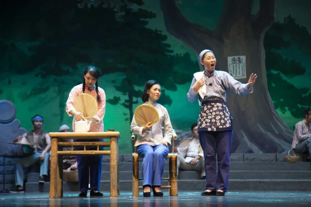 2021大型民族歌剧《江姐》-重庆站